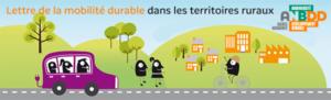 Lettre thématique : Mobilité durable dans les territoires ruraux