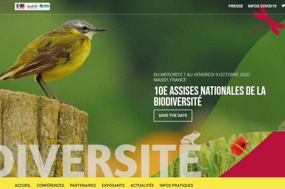 10èmes Assises nationales de la biodiversité