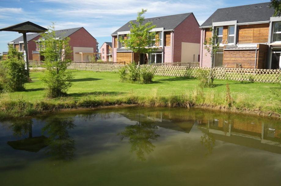 Circuit 05 : Urbanisme durable en milieu rural à Roncherolles-sur-le-Vivier