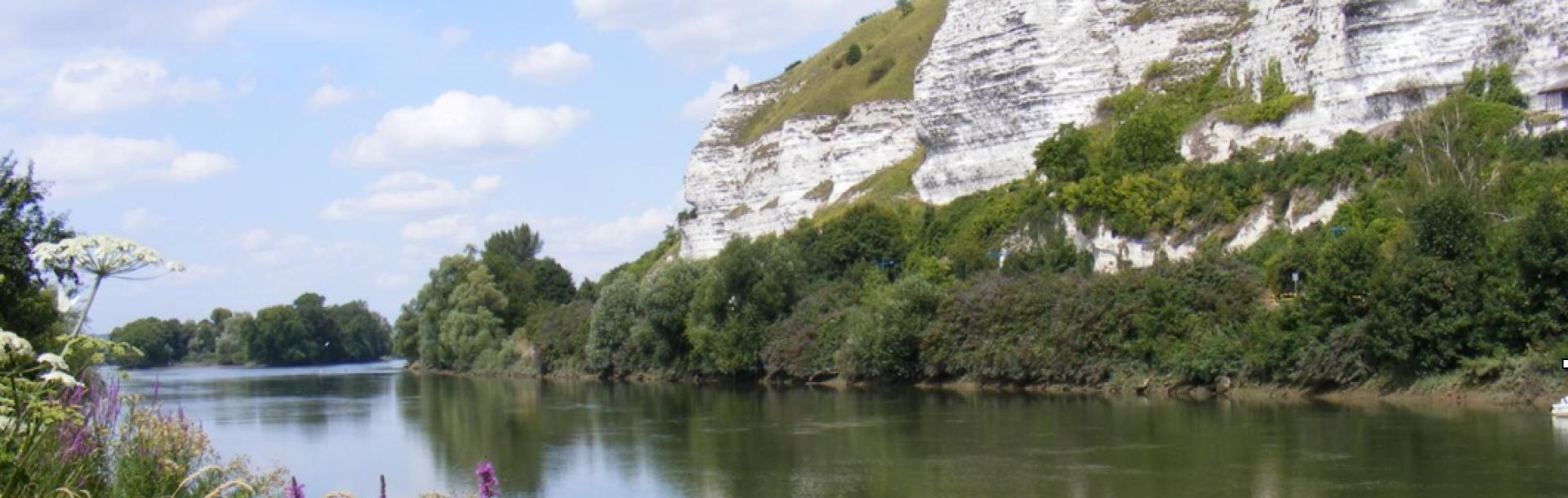 Aménagement du panorama des coteaux de Belbeuf à Saint-Adrien (76)