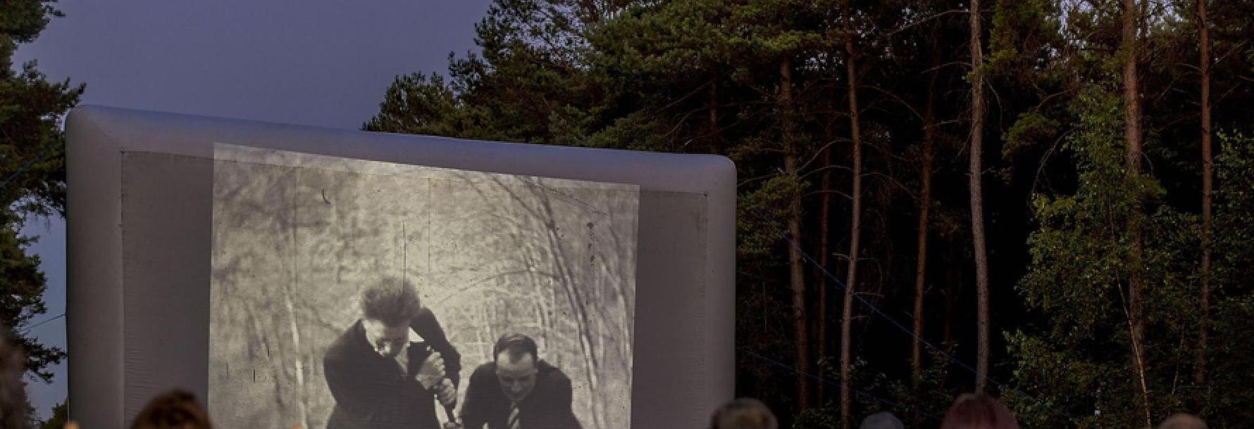 Branche & Ciné «Films en forêt, une expérience de cinéma»  (76 et 27)