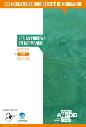 Les Amphibiens en Normandie