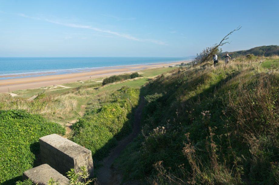 Circuit 06 : Entre paysages et biodiversité : La gestion naturelle des sites du débarquement en Normandie