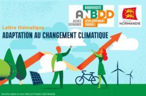 Lettre thématique : Adaptation au changement climatique