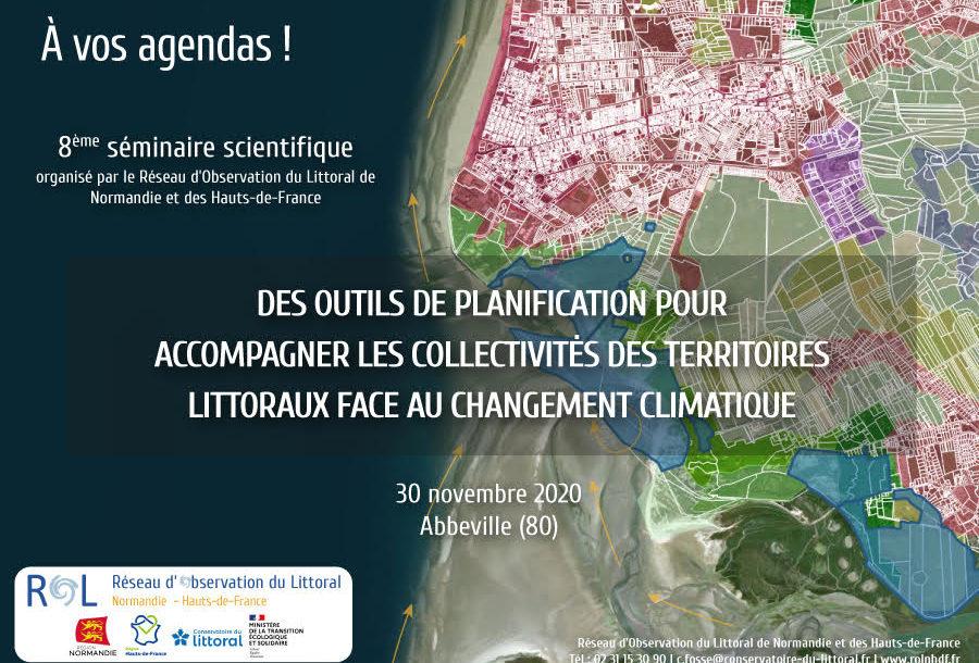 8ème séminaire scientifique du ROL Normandie – Hauts de France