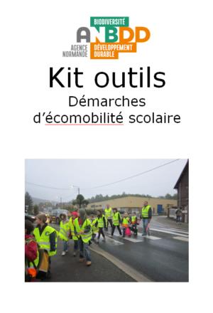 Kit-outils pour réussir sa démarche d'écomobilité scolaire