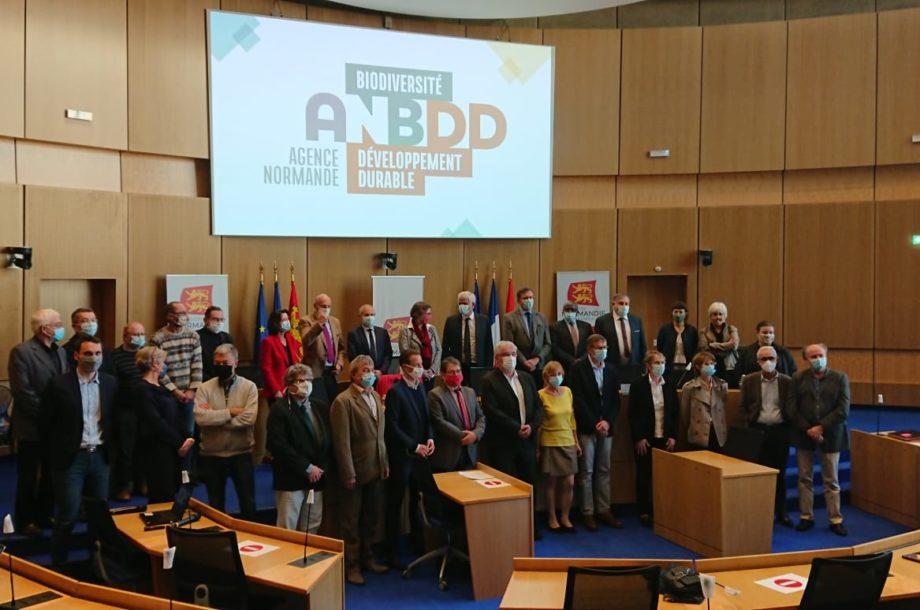 Inauguration de l'ANBDD, la dernière pierre de la création de notre agence