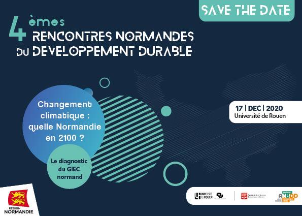 4èmes Rencontres Normandes du Développement Durable