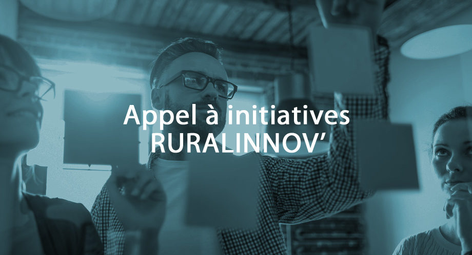 [Appel à initiative] Ruralinnov 2020