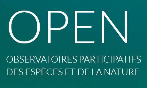 OPEN Observatoires Participatifs des Espèces et de la Nature