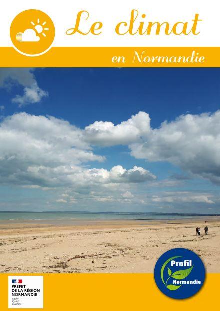 Le climat en Normandie – Le profil Climat