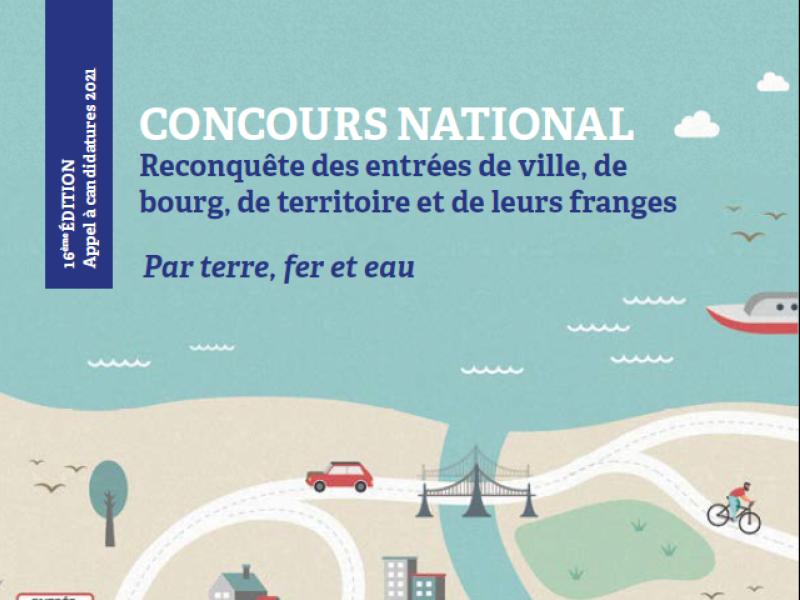 [Concours] Concours national : Reconquête des entrées de ville, bourg, territoire et de leurs franges