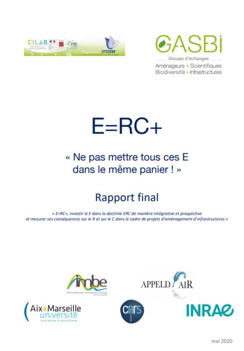 Rapport final E=RC+, ne pas mettre tous ces E dans le même panier !