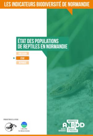 Les Reptiles en Normandie