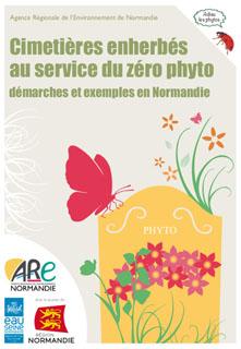 Cimetières enherbés au service du zéro phyto : démarches et exemples en Normandie