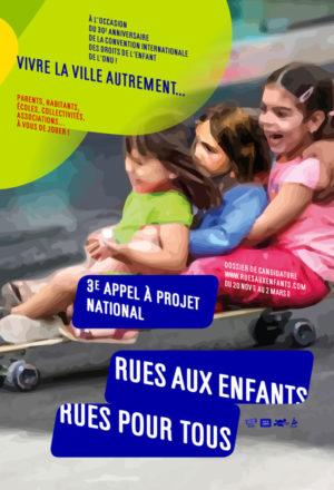"""[Fiche-ressources] Construire son projet de """"Rue aux enfants, Rue pour tous"""""""
