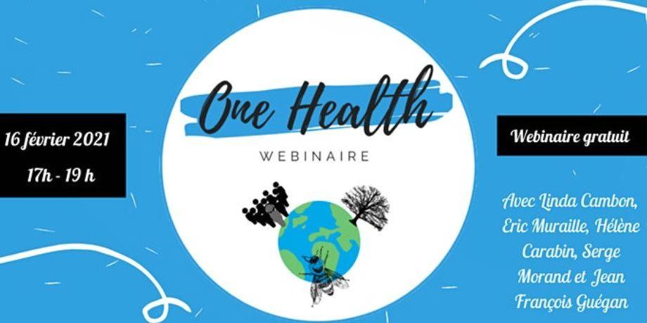[Webinaire] One Health : un défi pour la santé et l'environnement