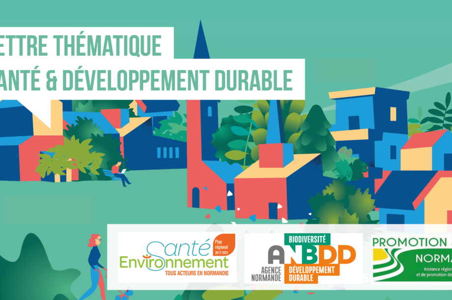 Lettre thématique : Santé & Développement durable
