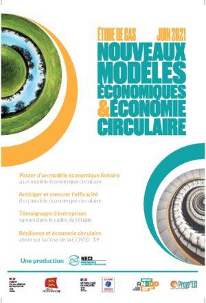 Restitution de l'étude de cas : Nouveaux modèles économiques et économie circulaire