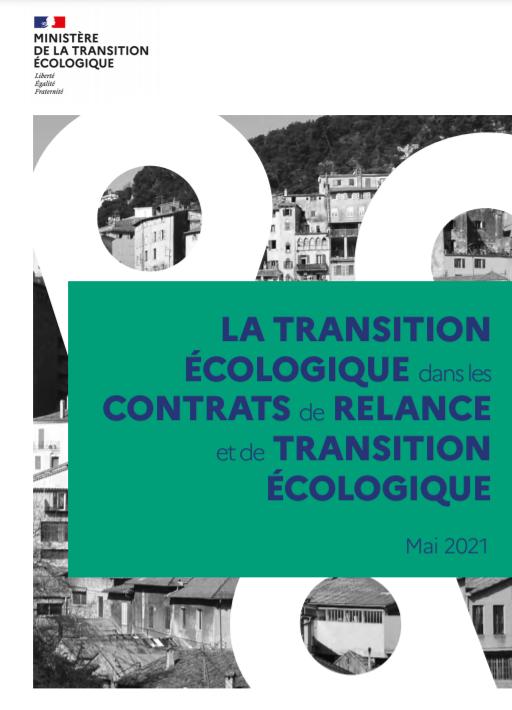 Contrats de relance et de transition écologique (CRTE): publication de fiches-actions opérationnelles