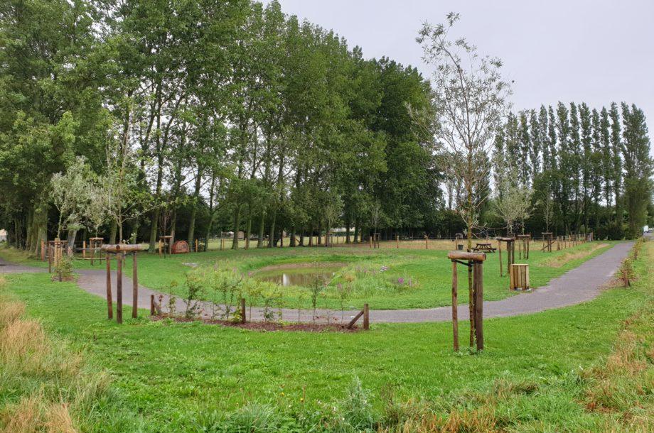 """Circuit 14 : """"Le Sentier des mares"""", un atout environnemental et touristique"""