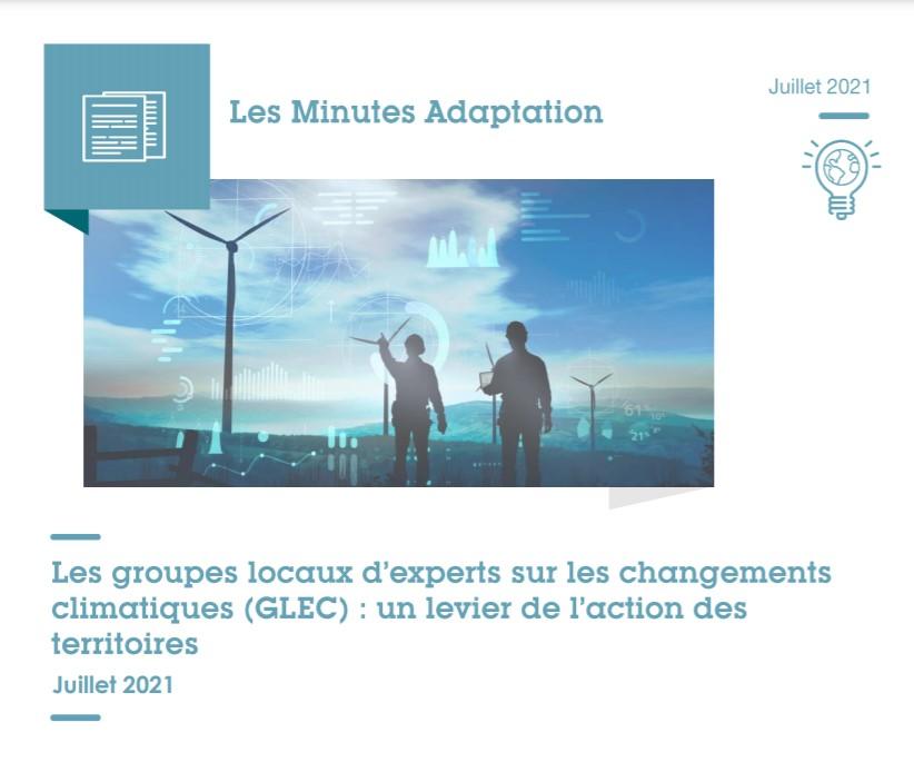 Les groupes locaux d'experts sur les changements climatiques (GLEC) : un levier de l'action des territoires