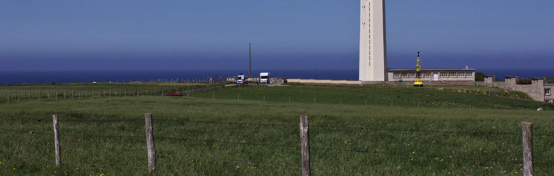 Création d'un observatoire ornithologique au phare d'Antifer (76)