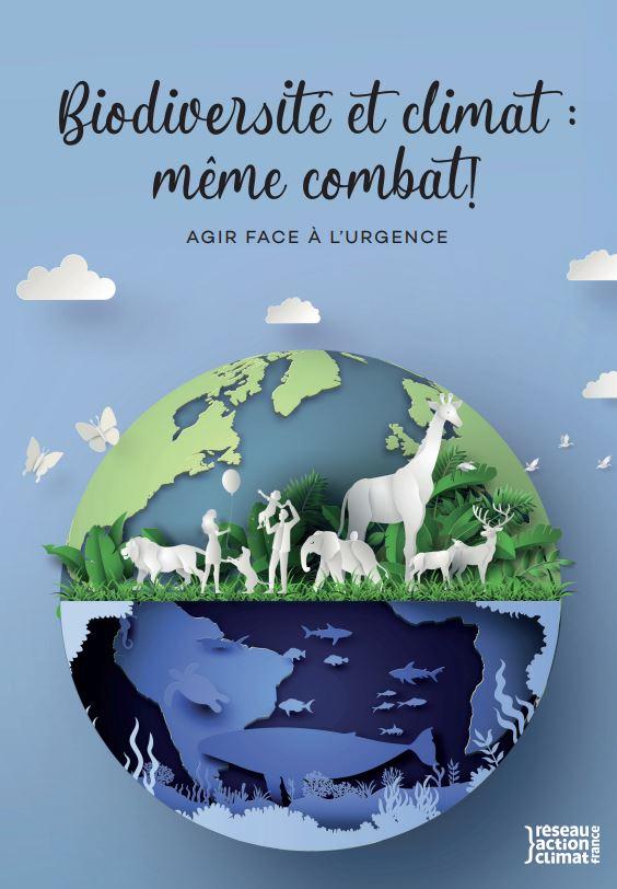 Biodiversité & climat : même combat !