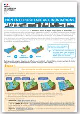 Entreprises et risque inondation
